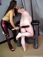 Red leather and discipline