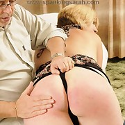 Scrimp punished mature wed