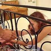 Bad wife was hard punished by husband