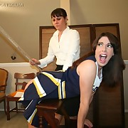 Tina Tink & Veronica Bound in Power Struggle