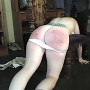 Devilish girls are caned in all directions keep them lower down control