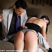 Rich Brat Sasha Harding makes her debut with a 332-smack spanking