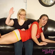 Sarah has been very sheer to her step-mom