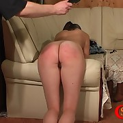 This crazy chick likes their way big butt amiss spanked