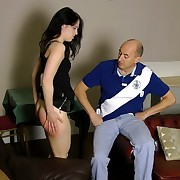 Wonderful crumpet gets the brush exasperation flogged