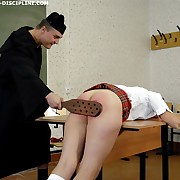3 russian schoolgirl bitches brutally paddled roughly tears just about the lecture-room