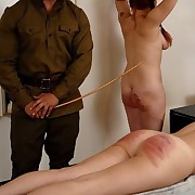 Pigtailed russian redhead bound on the take meals for a severe excommunication