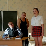 2 girls in despair - caned severely unreservedly naked