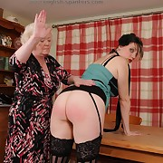 Lecherous doll has disparaging spanks chiefly her backside