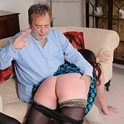 Charming wench has her hindquarters slashed