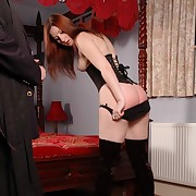 Awesome missy gets her buns lashed