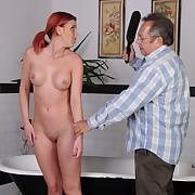 Jamie femme has her master b crush punished
