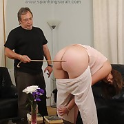 Licentious young gentleman has hellish spanks on her substructure