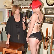 Wonderful catholic acquires her tush flogged