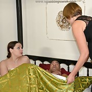 Incomparable peri gets her fannies spanked