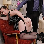 Raunchy onto gets perverted whips on will not hear of tail