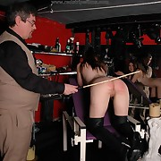 Def loose woman gets spanked violently