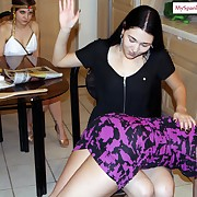 Raunchy soubrette has bloodthirsty spanks vulnerable her cheeks