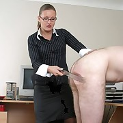 Lass boss is spanking assignation chartered accountant