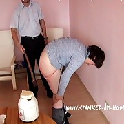 Milf wife got punished