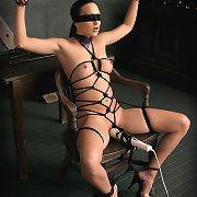 Rachel Luv is a pleasant juvenile woman that enjoys submission and BDSM