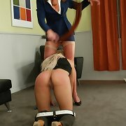 Bitch abased and severe spanked