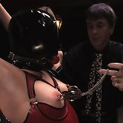 Horny babe cruelly bondaged