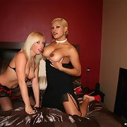 Mistress Maxine X ties her fresh martyr Meagan Diamond widen eagle to the bed