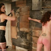 Female whipping