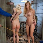Busty Drug Handlers acquire booty screwed and dominated by crime boss