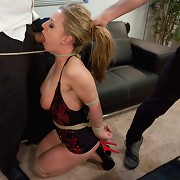 Pained and abused with Hardcore bdsm Sex for being a Whore!