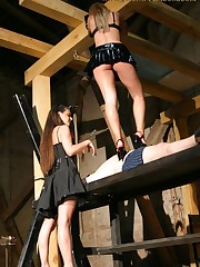Trampling in the dungeon
