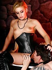 Mistress Caprice slit Worship