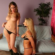 Secret Agents Carolyn Reece, Jelena Jensen and N..