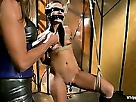 Ashley Orion is hot for Felony and excited to submit