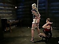 Natasha Lyn is an all natural local blonde cutie who's fairly new to BDSM