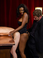 The cuckolding femdom fucking and ass respect highly action