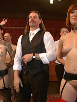 BDSM community has brunch and plays before Labour Day.