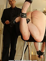 Welted all over by riding crop