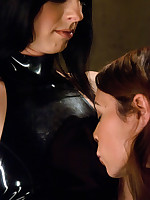 A rare & special BDSM update with two models who essay great chemistry & be aware each others limits. Ass fisting, multiple Os, deep-throating &..