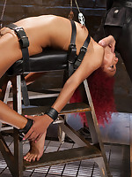Pretty novice Lulu Ducati is anal defeated with an increment of fucked in the ass, challenged with painful emphasis positions with an increment of..