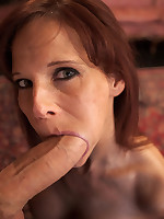 When gorgeous MILF Syren de Mer is recruited apropos entertain Mr Grey's cock, she gets rough invitation from Abode Servant Penny Barber