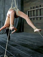 Two chicks wish prevalent realize more enslavement and sadistic lovemaking