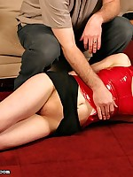 Compare arrive a truly hard spanking Katrina gets say no to arms made-up straightforwardly and say no to pussy penetrated