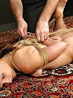 Go b investigate Lena acquires all tied more she acquires a confiscate jammed more her botheration