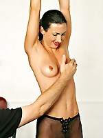 Wenona\'s humiliations continue as A she is abased with the addition of degraded by her masters