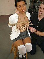 Sexy Vivian loves put emphasize feel be proper of put emphasize clothespins