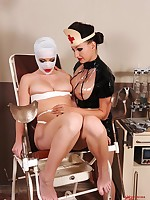 Be fond of Sandy & bound Janette