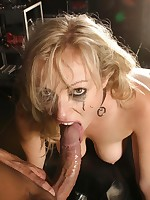 Adrianna Nicole with respect to hot coupled with horny hardcore bondage dissemble
