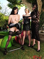 Samantha Bentley is imitation to smack her own be got rid of and loves it